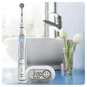$99.96(原价$199.96)Oral-B 欧乐B  Pro 6000蓝牙智能电动牙刷特价 (三色可选)