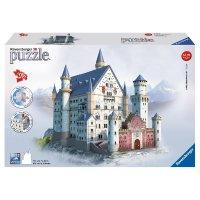 Ravensburger Neuschwanstein 城堡 3D Puzzle 216pc