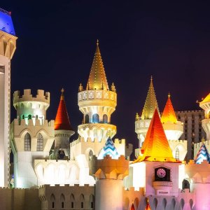 Free to Get $45 Food CreditLas Vegas Classic Excalibur Hotel Limited-Time Offer