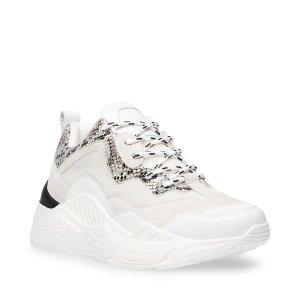 蟒蛇纹老爹鞋