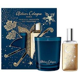 Atelier Cologne星座香水套装上新:Sephora套装 La Mer经典面霜省$120、Gucci唇膏香水$68