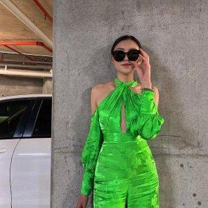4折起 度假少女top$95Alice McCALL官网 澳洲女神美裙 Final Markdown 随时截止
