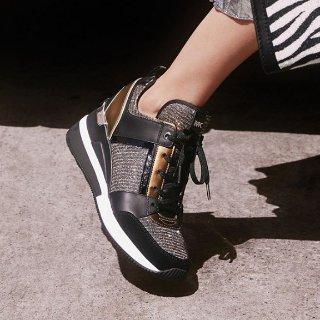 低至6折+买2双享6折 $23收小白鞋macys.com 精选女款休闲平底鞋专场热卖
