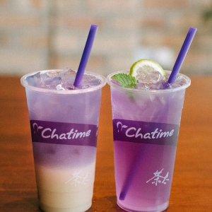 奶茶不能停Chatime Galaxy 系列上市 你要优格绿茶还是柠檬冻饮