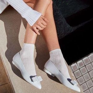 低至6折Ferragamo 精选时尚美鞋热卖 收经典蝴蝶结