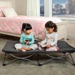 $25(原价$35.55)Regalo 便携式儿童床热卖 在哪里都要给宝贝家一样舒适的环境