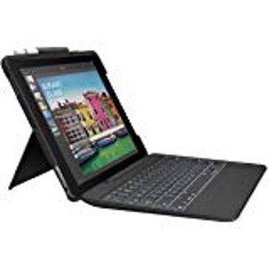 Logitech Slim Combo iPad Pro 12.9 Keyboard Case