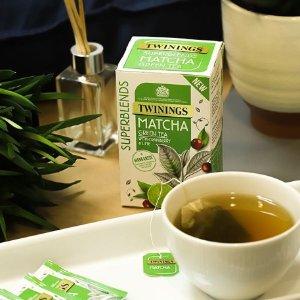 6.7折,0.96/小包Twinings 国民茶叶热促中