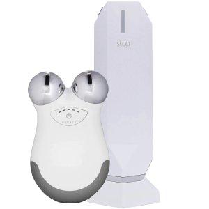 变相3.5折 仅€179收总价值超€500独家套组:NuFACE Minii+ TriPollar 白色射频美容仪 定价8折