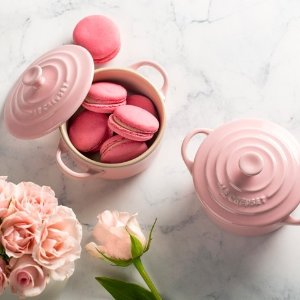 Free mini cocotteWith $150 Valentine's Day Gift Purchase @ Le Creuset