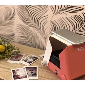 $49.99(原价$74.95)彩色打印不失真Tomy KiiPix 手机照片打印机 一秒出照片