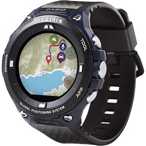 $129.97 (原价$229.99)Casio Pro Trek GPS室外运动手表
