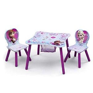 $25(原价$35)史低价:Delta Children 儿童桌椅套装,冰雪奇缘主题