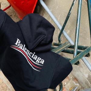 $300+收经典卫衣 限时免邮Balenciaga 大童定价优势 爆款大码有货速入