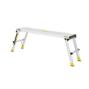 $29.97(原价$69)Gorilla Ladders  全铝制 阶梯登高工作台