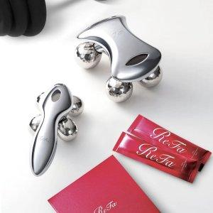 低至6.8折Refa 全场美容仪器热卖 钻石切割极致瘦脸