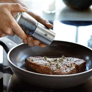 折后€29收24cm 原价€39WMF 铝涂层煎锅 低脂健康烹饪 材质安全耐高温