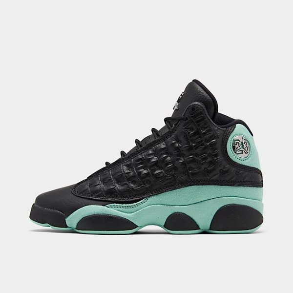 Air Jordan Retro 13 篮球鞋,大童码
