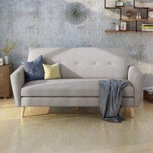 低至4.2折Houzz 精选沙发促销 舒适生活必备