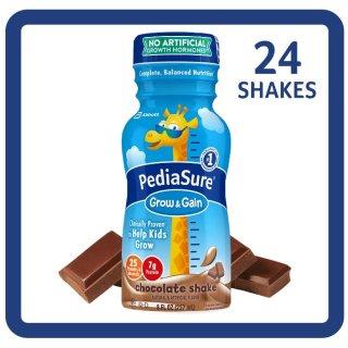 $29.99PediaSure 小安素 Grow & Gain 巧克力口营养奶 8oz,24瓶