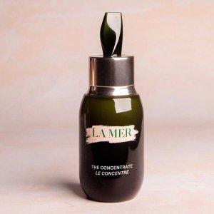 立享7.5折+下单赠5件小样Sephora 高品质精华 冬季也要好好护肤 La Mer、娇兰都有
