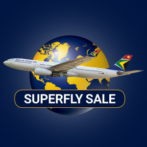 As low as $849 on SAANew York City to Cape Town Round-trip Airfare Sales