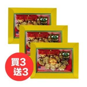 花旗(西洋)参圆泡特大号3oz盒装3盒
