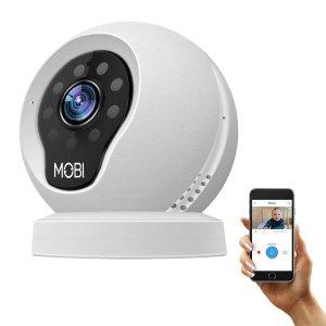 $29.99MobiCam 多用无线摄像头,监控宝宝安全