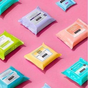 Neutrogena 卸妆纸巾热卖 20包超值装 夏季必囤