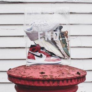低至4折+额外85折!鹿晗同款Adidas Prophere£55END. Sneaker专场:阿迪Crazy、Puma老爹鞋、Air Jordan价比官网