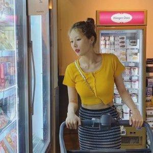 夏衣低至3折,泫雅同款上衣仅$13复古甜心的秘密衣橱 FDU 精选夏日甜系女装限时特卖