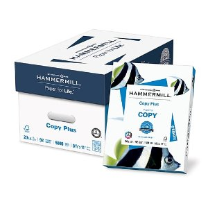 $57.99Hammermill Copy Plus Copy Paper, 8-1/2