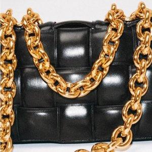 无门槛7.5折 经典编织手绳$165Bottega Veneta 私密特卖会 链条枕头包立减$950