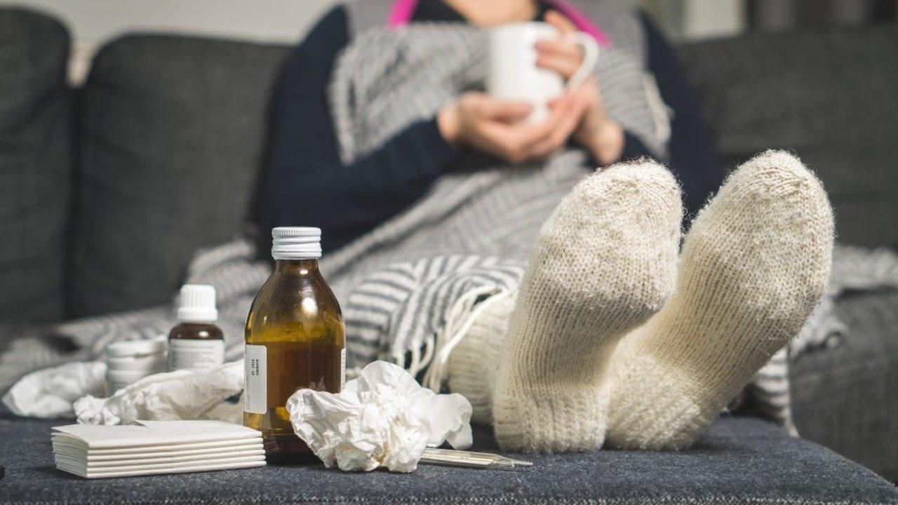 美国流感爆发2020 | 如何分清感冒和流感症状,预防流感传染