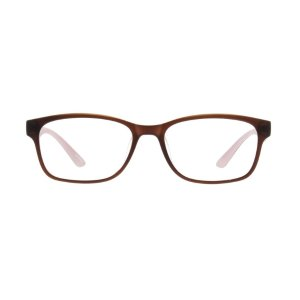 Zenni OpticalBrown Rectangle Glasses #2018915 | Zenni Optical Eyeglasses