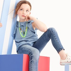 50% Off + Free ShippingKids Clothing Sale @ J.Crew Factory