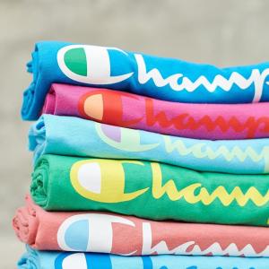 正价7.5折 €25收T恤Champion、Adidas、Levi's 运动专场大促 潮酷女孩出街必备
