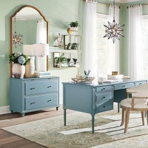 低至8折 新品加入Ballard Designs 设计师家居 海量欧式家具家饰优惠热卖
