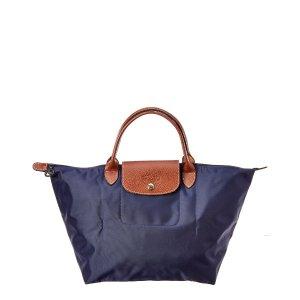 Longchamp中号饺子包