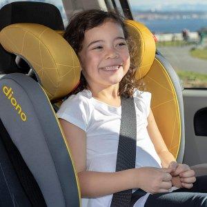 $152.97(原价$179.99)近期好价:Diono 儿童2合1汽车安全座椅 美国救护车指定儿童座椅品牌