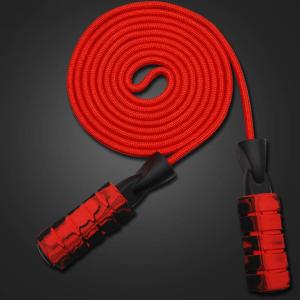 $9.99(原价$16.99)Bovldemt 运动跳绳 人体工学设计 平价健身好帮手