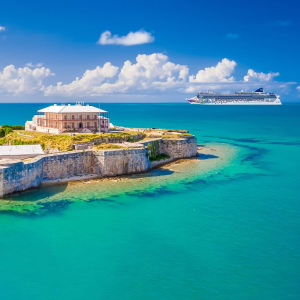 As low as $329 + Free Beverage & More7- Night Bermuda on Norwegian Cruise Line with Up to $375 Credit and 4 Night Bonus Resort Stay