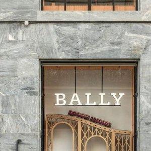 专场8折 €476收mini马鞍包Bally官网 精选美鞋美包大促 经典logo方扣包必入一款