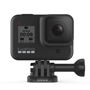 8.7折特价 包邮GoPro HERO8 Black 4K 运动相机