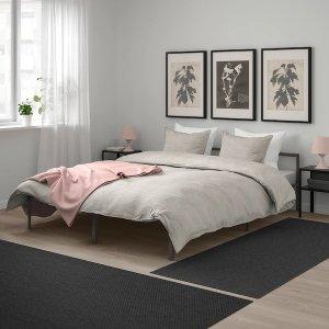 Ikea双人床