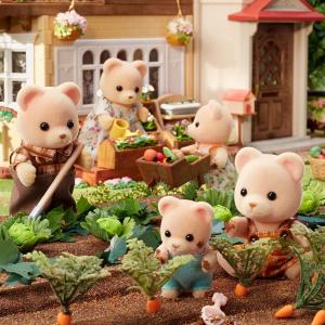 6折起 激活少女心Sylvanian Families 超萌小兔子 风靡玩具圈好多年