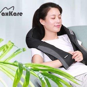 $54.99(原价$89.99)MaxKare  Shiatsu 可加热肩颈背部 按摩仪