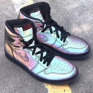 进化黑魂 12月7日正式亮相Air Jordan1 紫电反光 发售日期确认