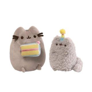 封面生日组合$15.91闪购:GUND 可爱毛绒玩具促销低至6.6折 收毛绒音乐捉迷藏小象