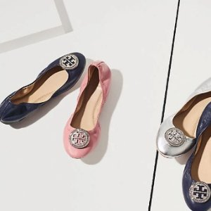 22fc0adc7f134 Selected Shoes Sale   Tory Burch Up to 40% off - Dealmoon